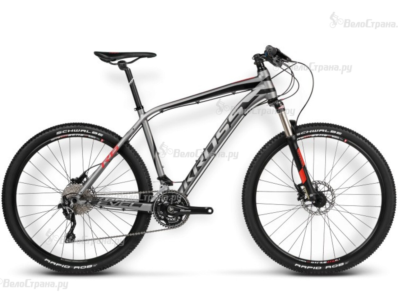 Велосипед Kross Level R6 (2016)