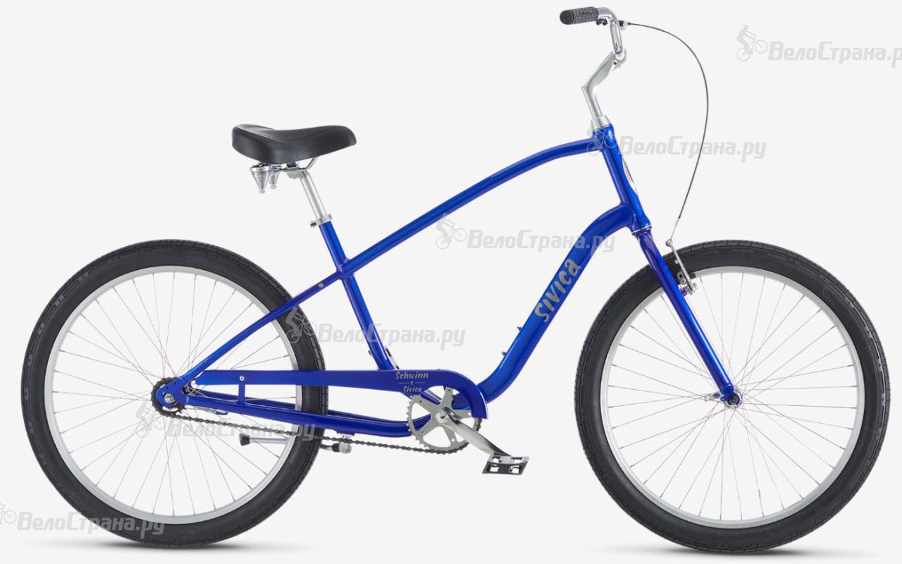 Велосипед Schwinn Sivica 1 (2017) велосипед schwinn town