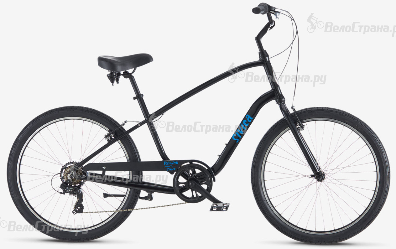 Велосипед Schwinn Sivica 7 (2017) велосипед schwinn town