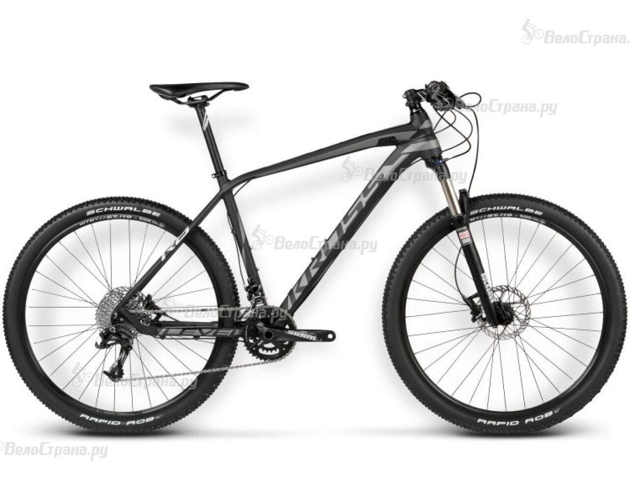 Велосипед Kross Level R8 (2016) велосипед kross level b7 2016