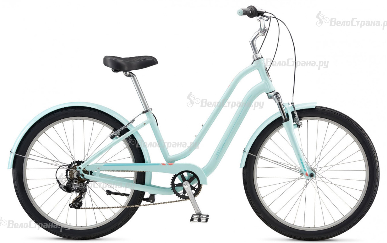 Велосипед Schwinn Streamliner 1 Step-Thru (2017) schwinn streamliner 2 womens 2015 white
