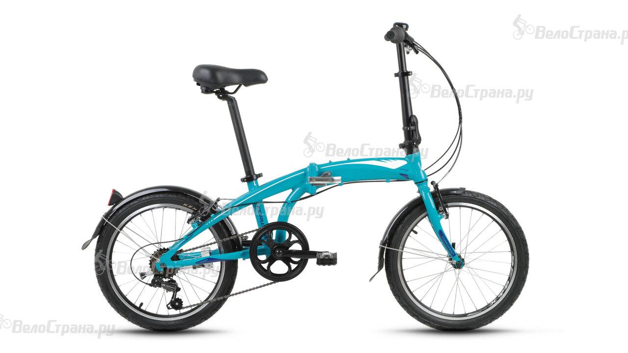 Велосипед Forward Omega 2.0 (2017) велосипед forward terra 1 0 2016 18 navy white