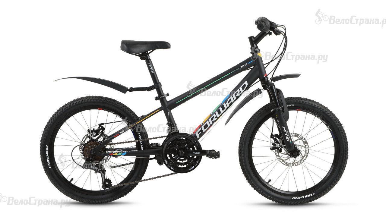 Велосипед Forward Unit 3.0 disc (2017) forward terra 2 0 disc 16 2014 white black