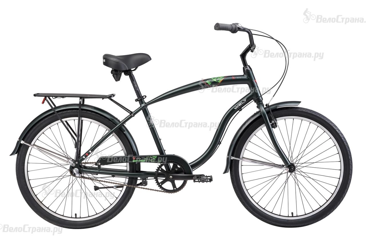 Велосипед Welt King Al 3 (2017)