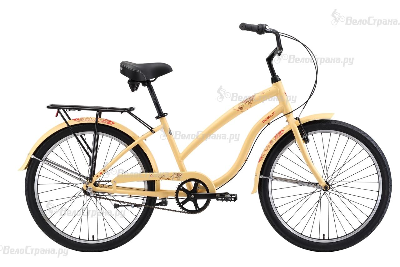 Велосипед Welt Queen Al 3 (2017)