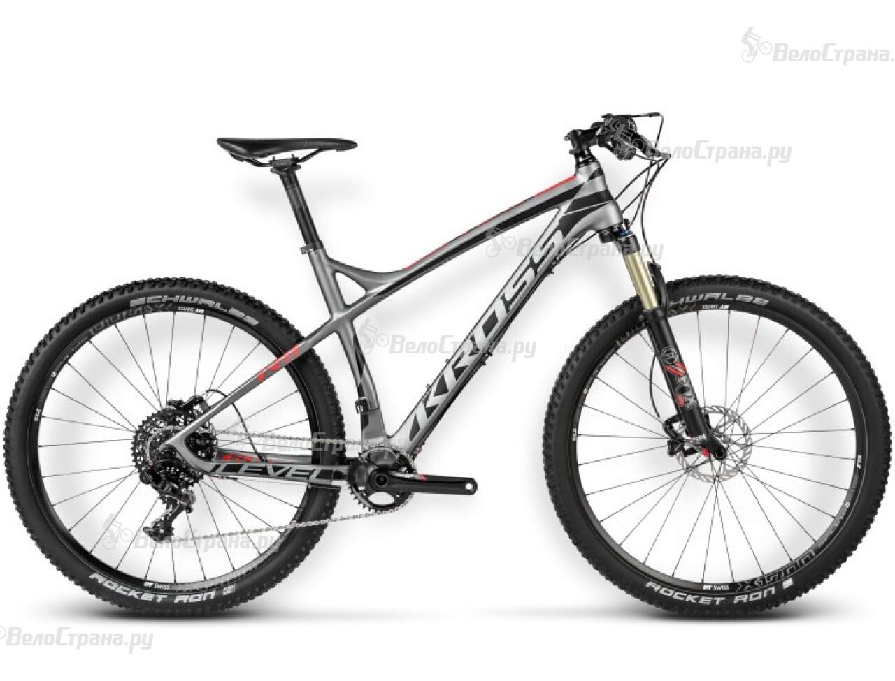 Велосипед Kross Level R11 (2016) велосипед kross level b7 2016