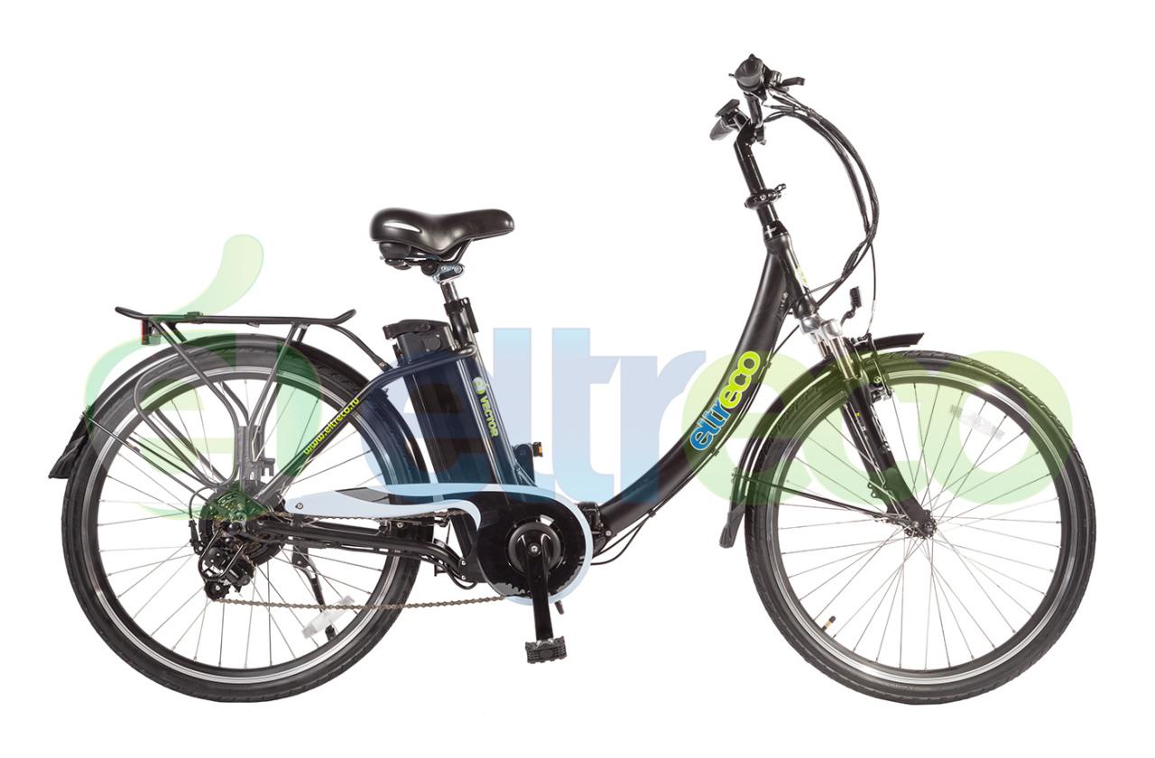 Велосипед Eltreco VECTOR 500W (2017) велосипед eltreco ecoffect urban runner 2017