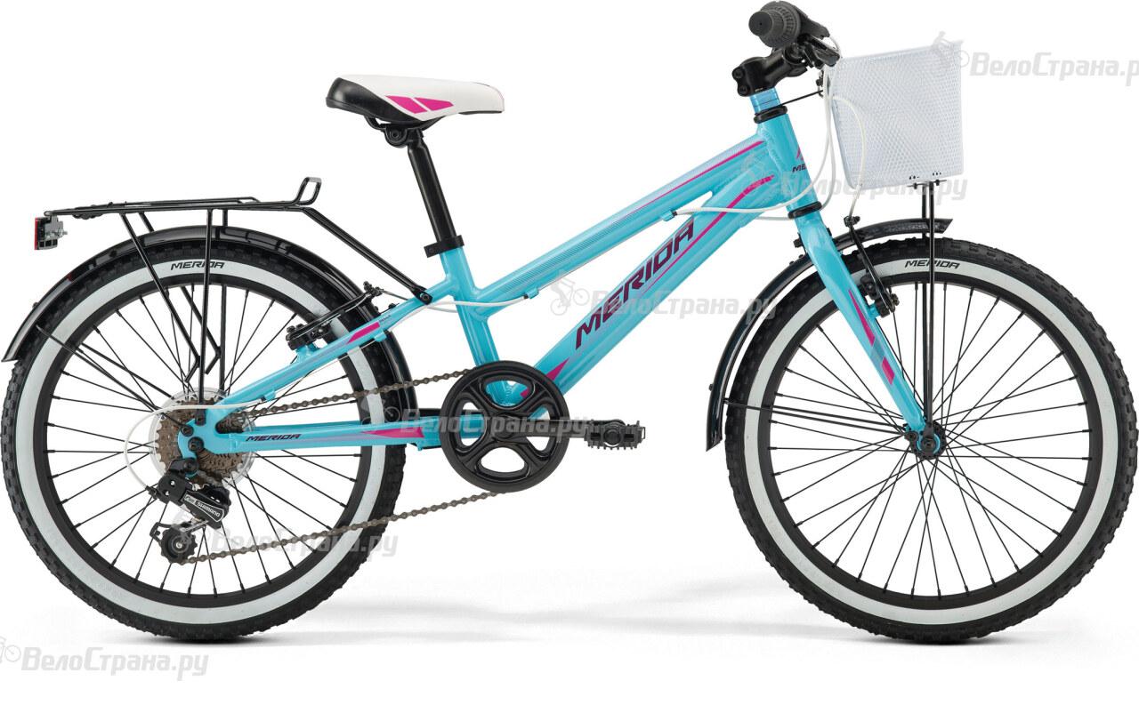 Велосипед Merida BELLA J20 (2017) mi j20 iy