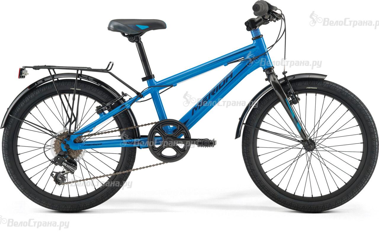 Велосипед Merida FOX J20 (2017) mi j20 iy