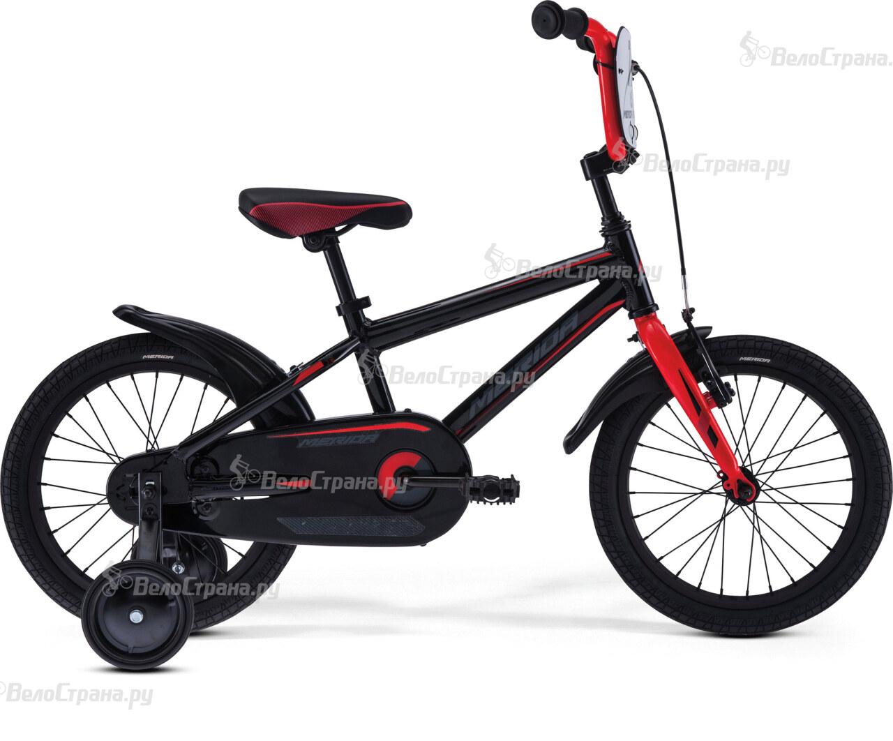 Велосипед Merida DINO J16 (2017)