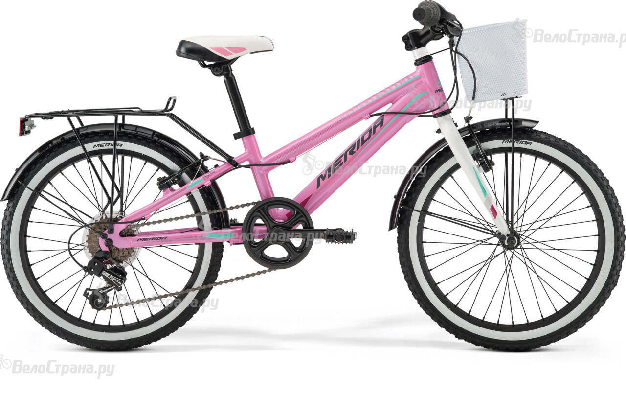 Велосипед Merida PRINCESS J20 (2017) mi j20 iy