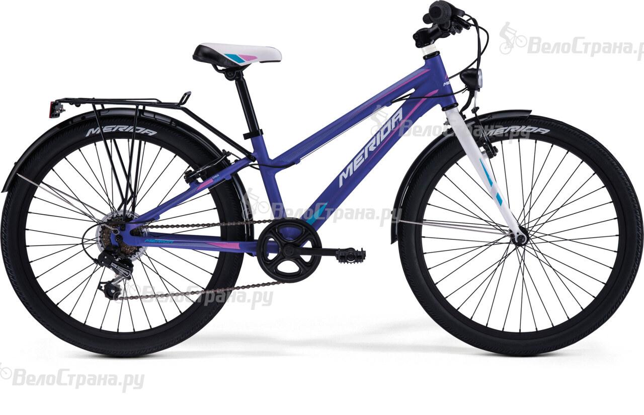Велосипед Merida CHICA J24 (2017) сумки chica rica сумка gira
