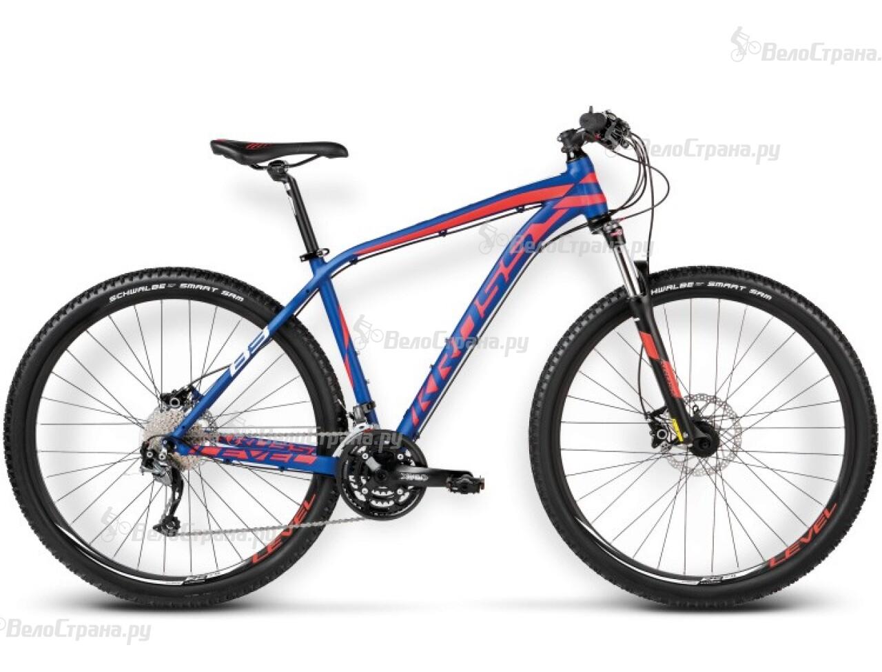 Велосипед Kross LEVEL B3 (2016) велосипед kross level b7 2016