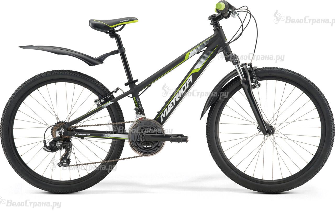 Велосипед Merida MATTS J24 MARATHON (2017) merida matts 40 v 2013
