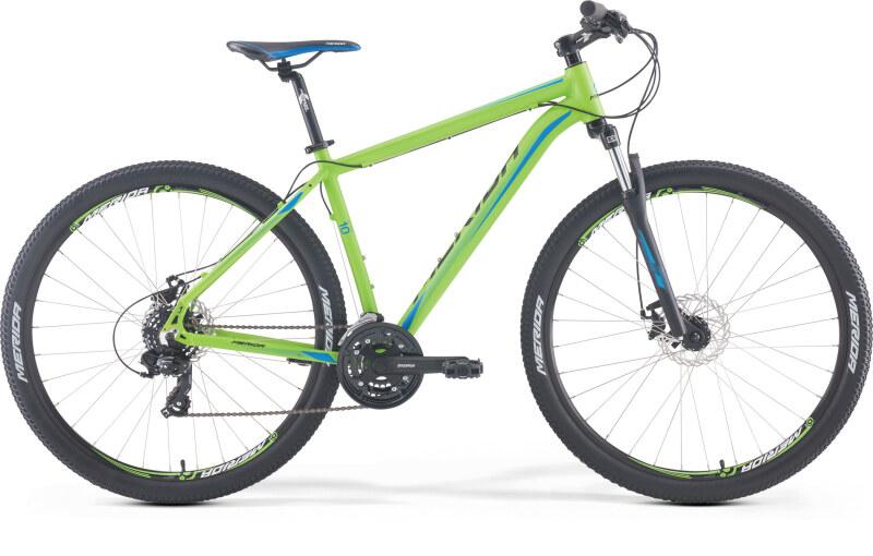 Купить Горный велосипед Merida Big.Nine 10-MD (2017)