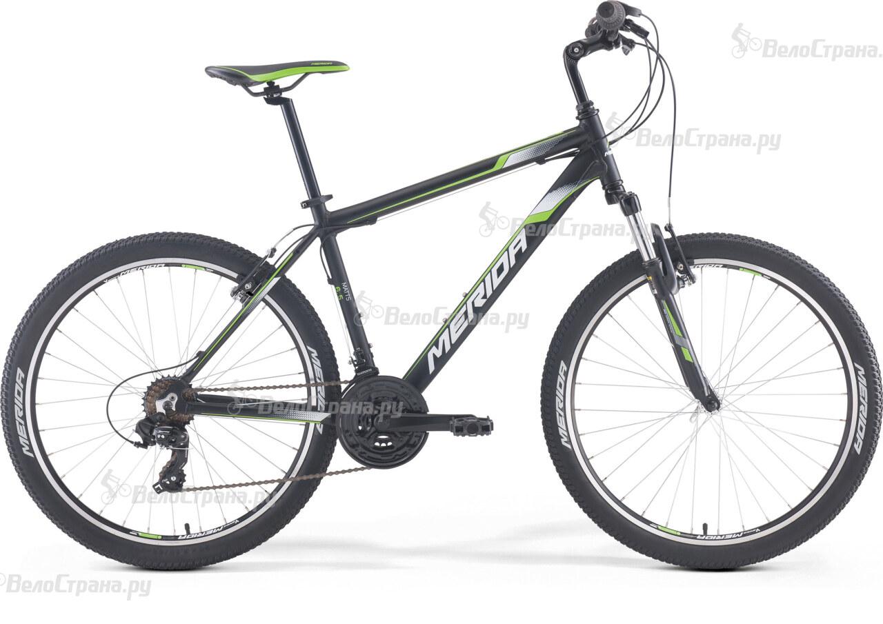 Велосипед Merida Matts 6.5-V (2017) merida matts 40 v 2013