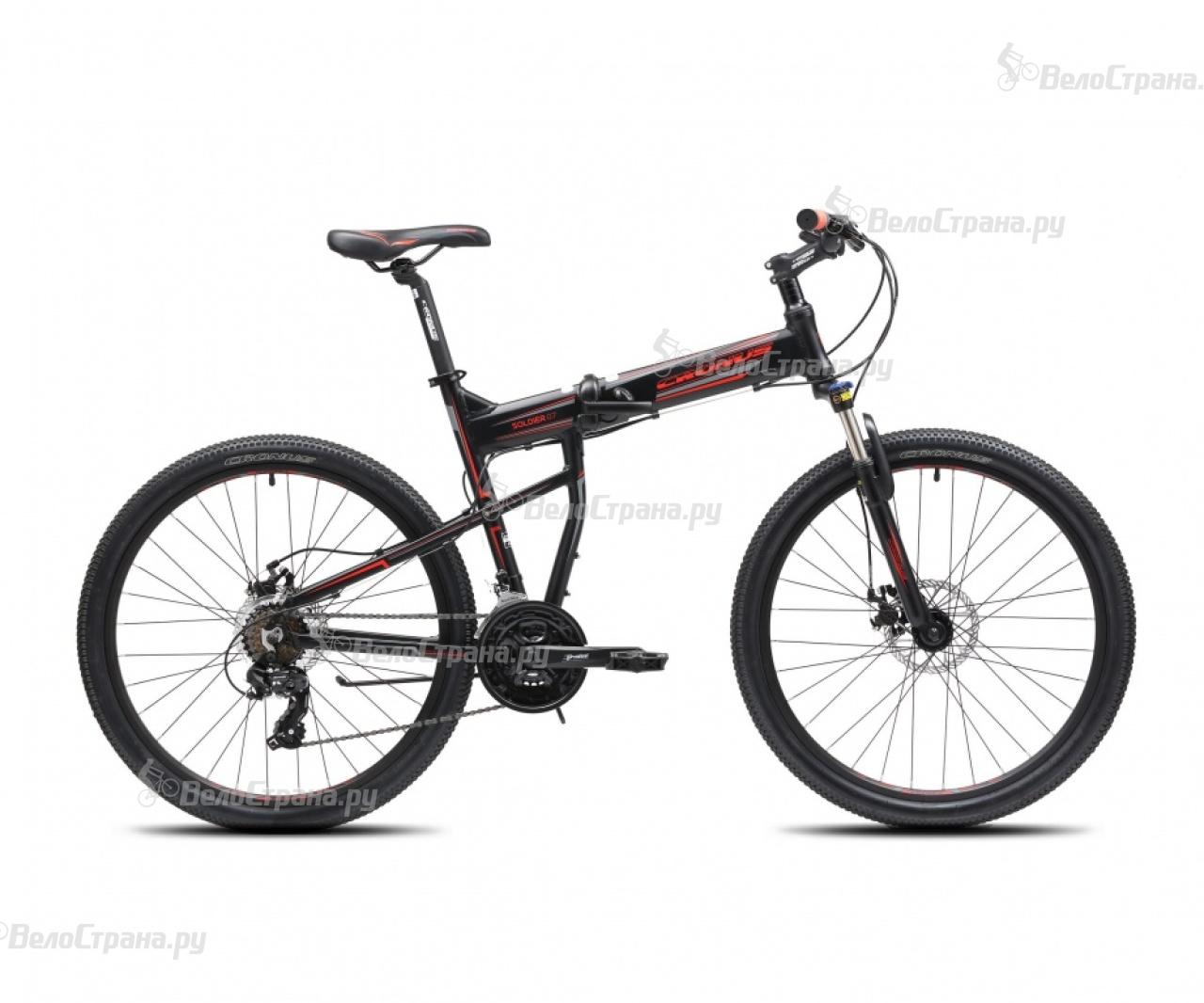Велосипед Cronus Soldier 0.7 (2017) велосипед cronus soldier 1 5 2014