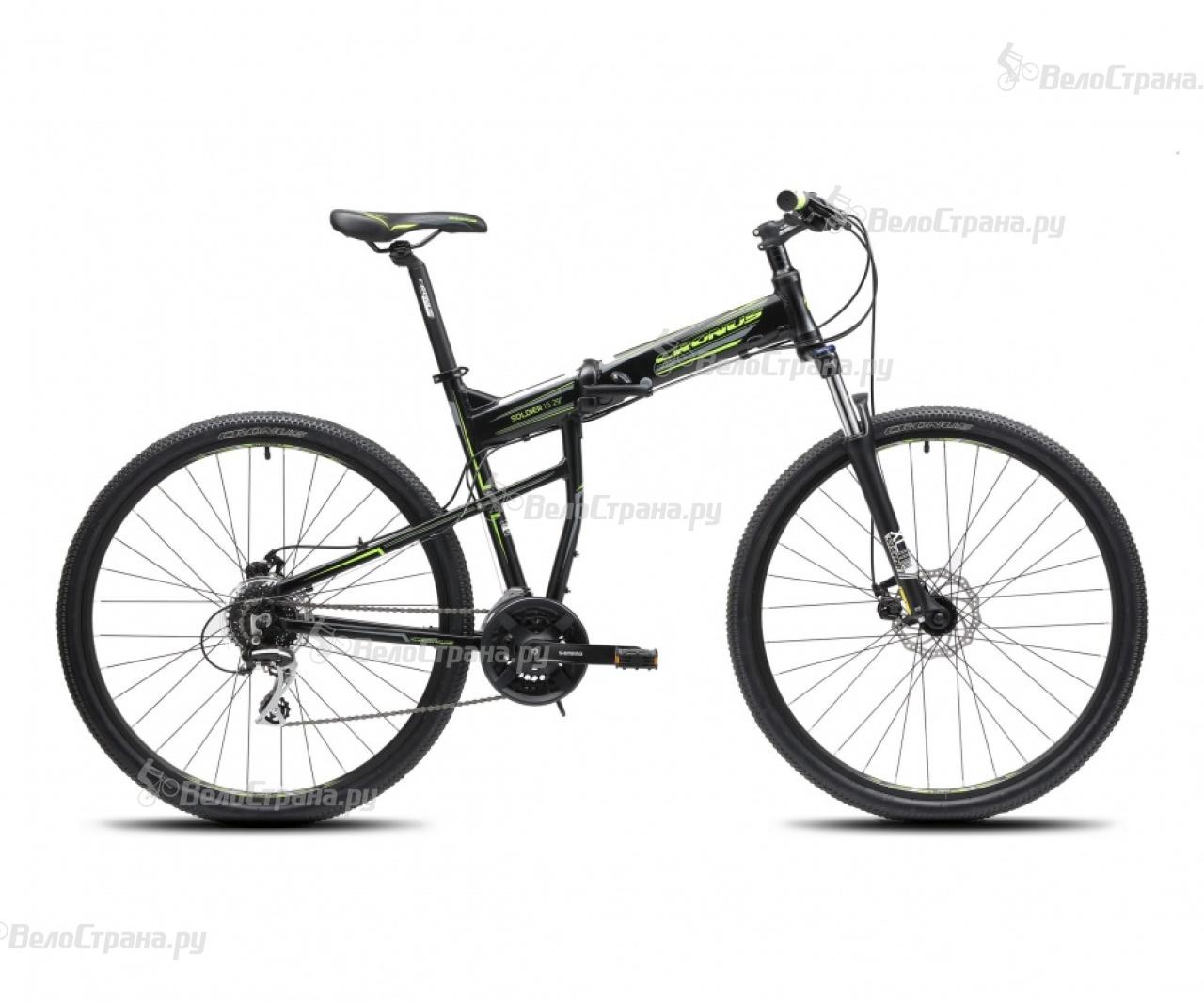Велосипед Cronus Soldier 1.5 29er (2017) велосипед cronus soldier 1 5 2014