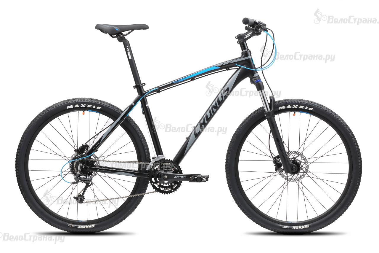 """Велосипед Cronus Holts 5.0 27.5"""" (2017) renault duster в нижнем новгороде где купить"""
