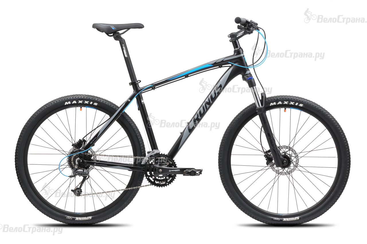 "Велосипед Cronus Holts 5.0 27.5"" (2017)"
