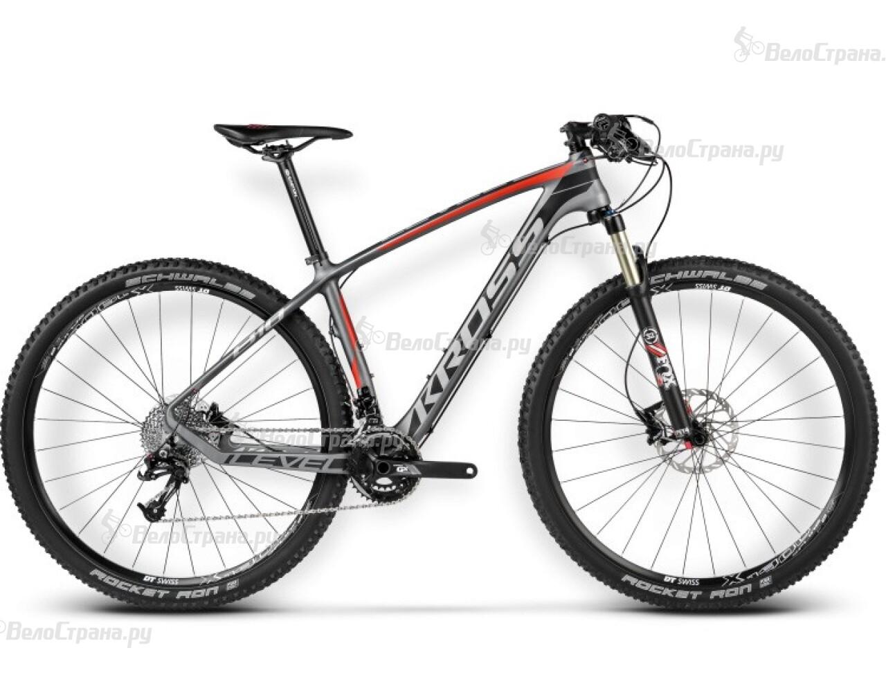 Велосипед Kross Level B10 (2016)