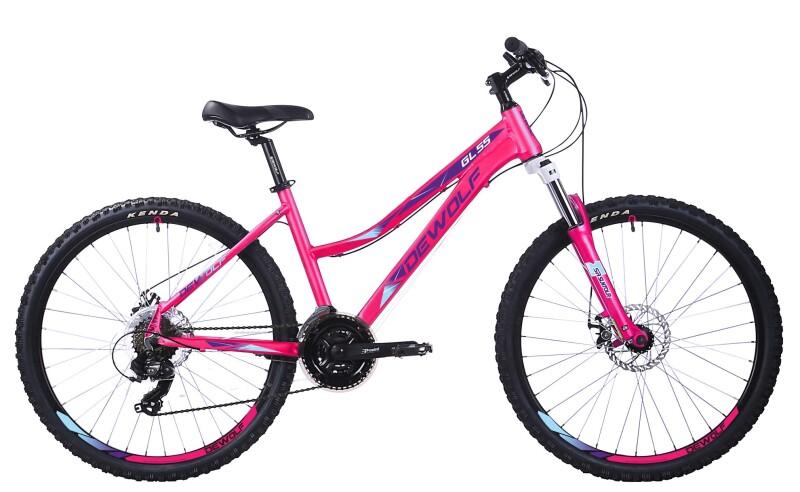 Купить Женский велосипед Dewolf GL 55 (2017)