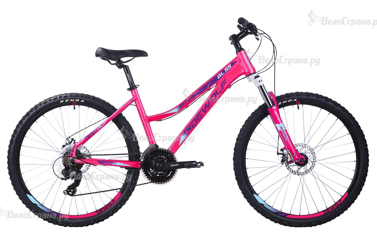 Велосипед Dewolf GL 55 (2017) сахарница quality cermaic 8 марта женщинам