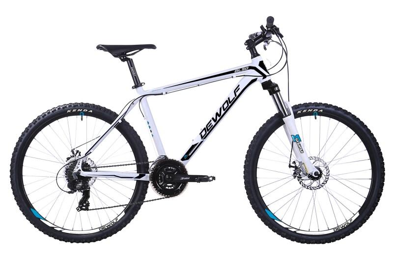 Купить Горный велосипед Dewolf GL 50 (2017)