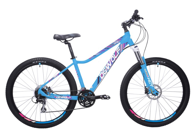 Купить Женский велосипед Dewolf TRX 55 (2017)