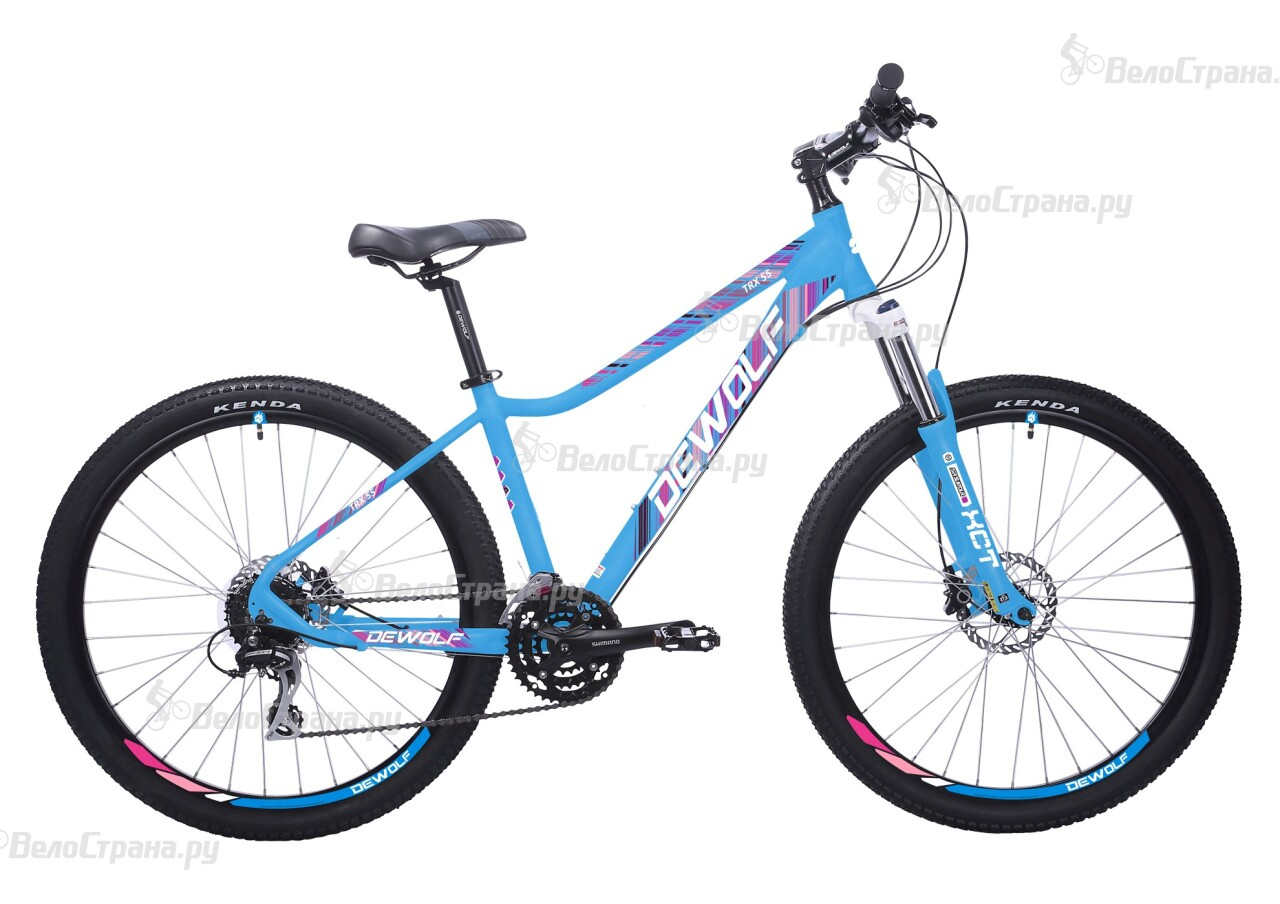 Велосипед Dewolf TRX 55 (2017) велосипед dewolf trx 150 2017