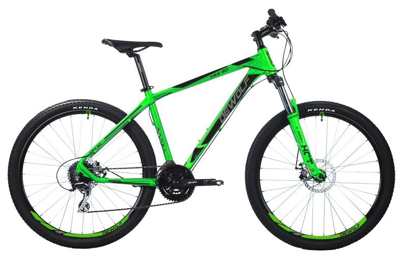 Купить Горный велосипед Dewolf TRX 50 (2017)