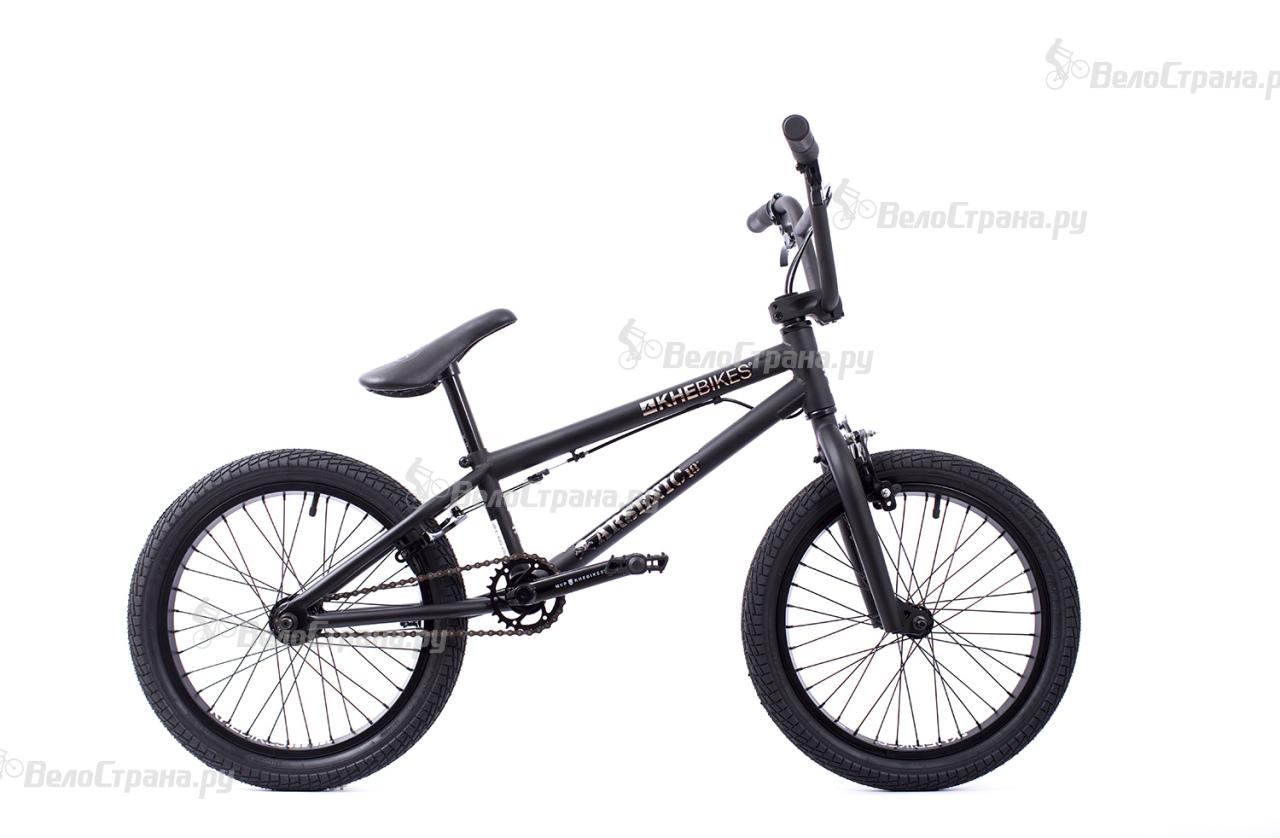где купить Велосипед KHE ARSENIC 18 (2017) по лучшей цене