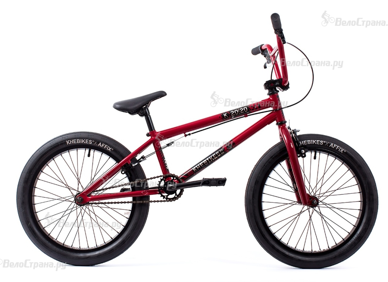 где купить Велосипед KHE BARCODE 20.20 (2017) по лучшей цене