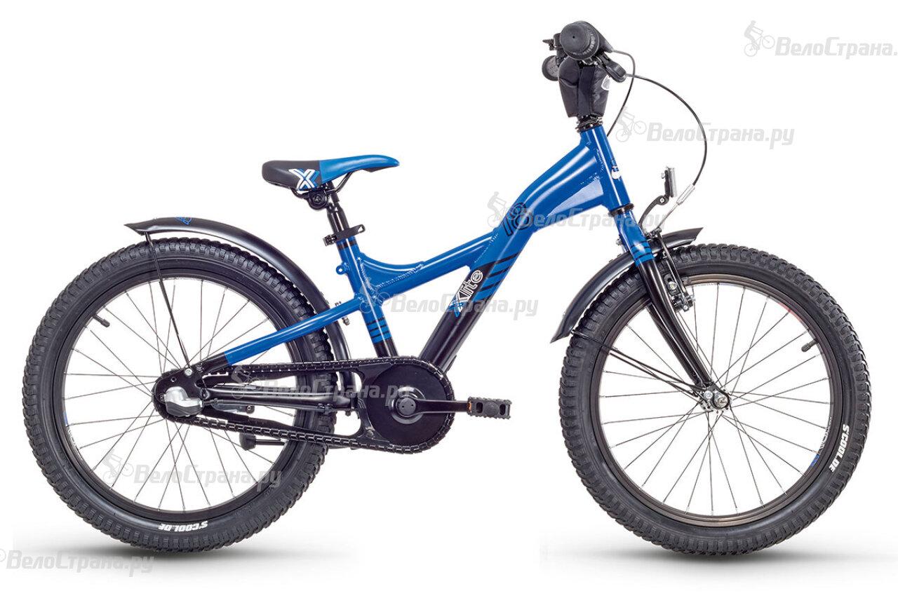 Велосипед Scool XXlite 18 alloy 3 ск. (2017) scool xxlite 12 alloy 2017
