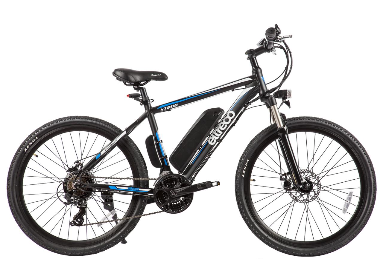 Велосипед Eltreco XT 800 (2017)