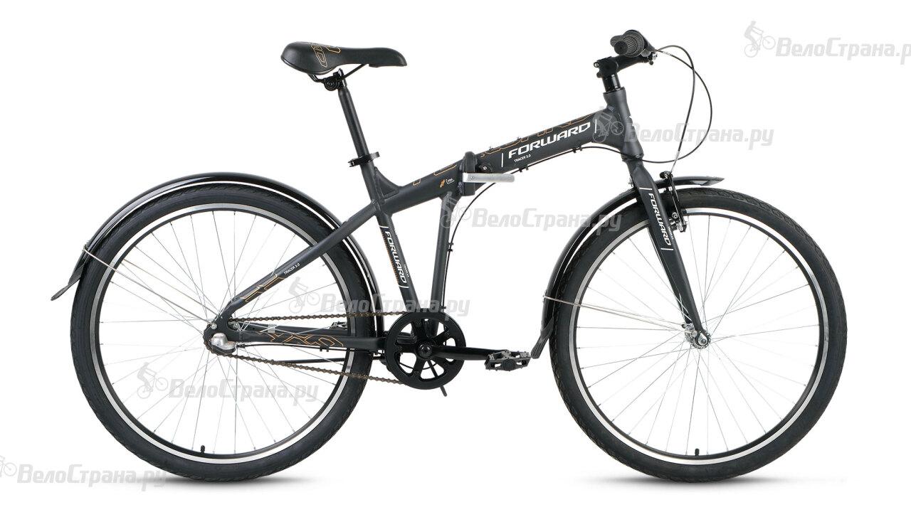 Велосипед Forward Tracer 3.0 (2017) велосипед forward rivera 1 0 2017