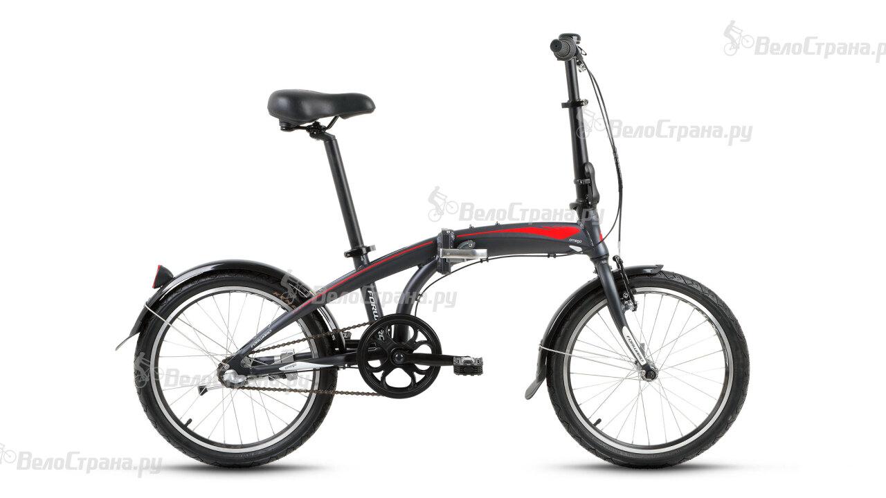 Велосипед Forward Omega 3.0 (2017) велосипед forward terra 1 0 2016 18 navy white