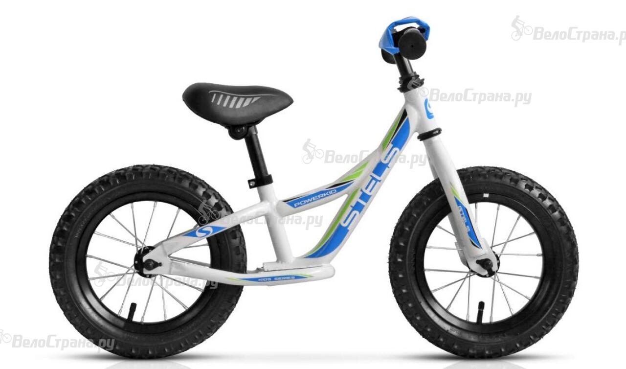 Велосипед Stels Powerkid 12 Boy (2016) двухколесный велосипед stels echo 12 коричневый