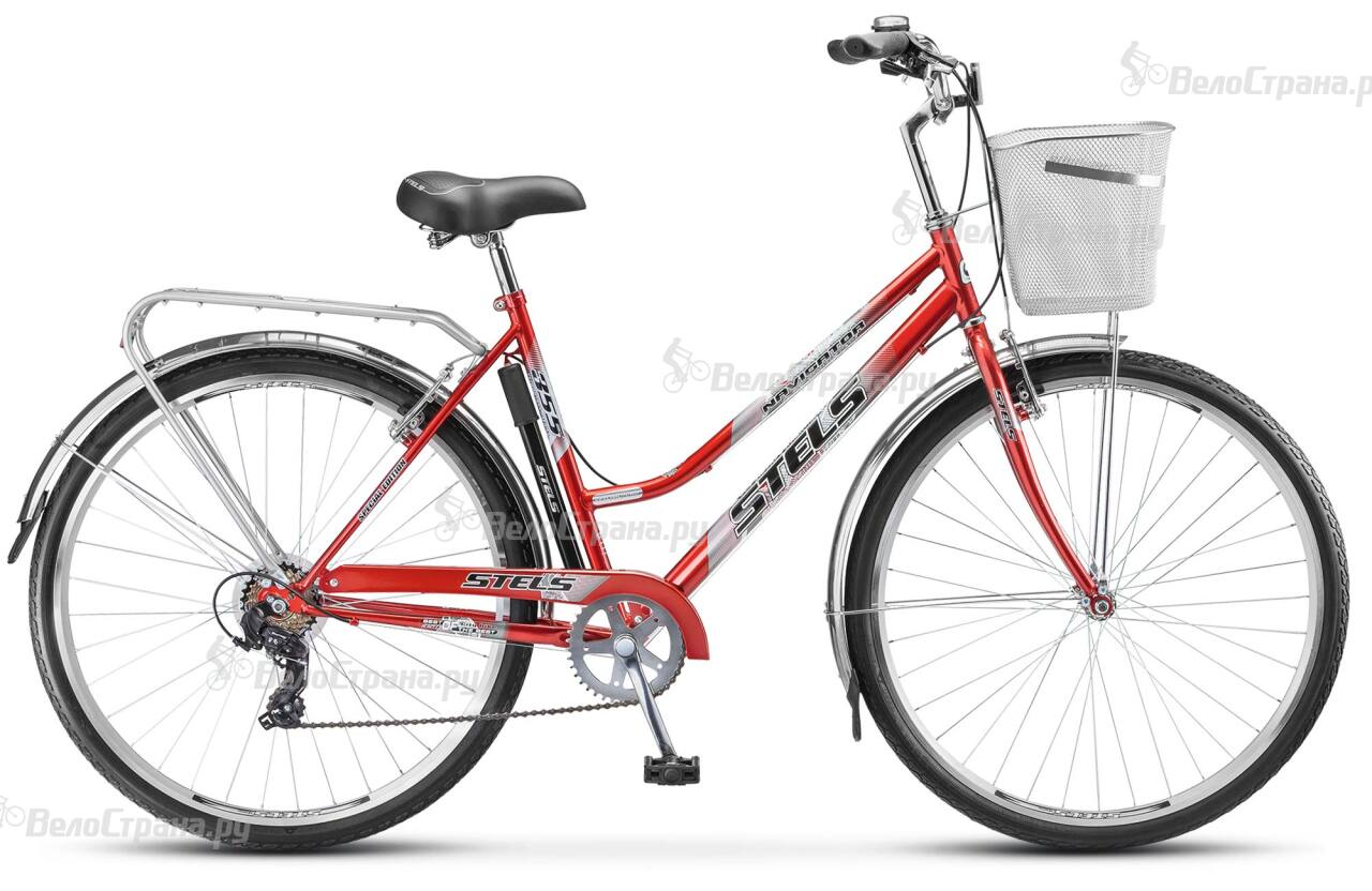 Велосипед Stels Navigator 355 Lady (2017) велосипед stels navigator 310 2017