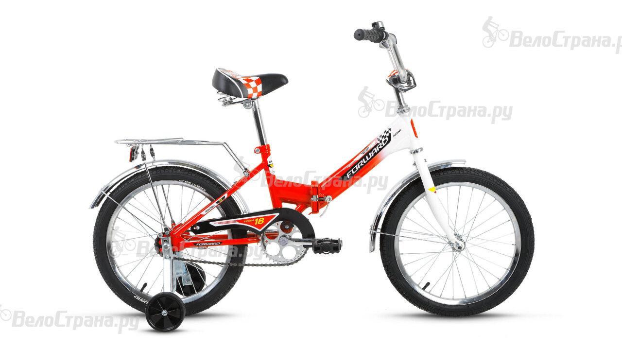 Велосипед Forward Racing 18 Girl Compact (2017)