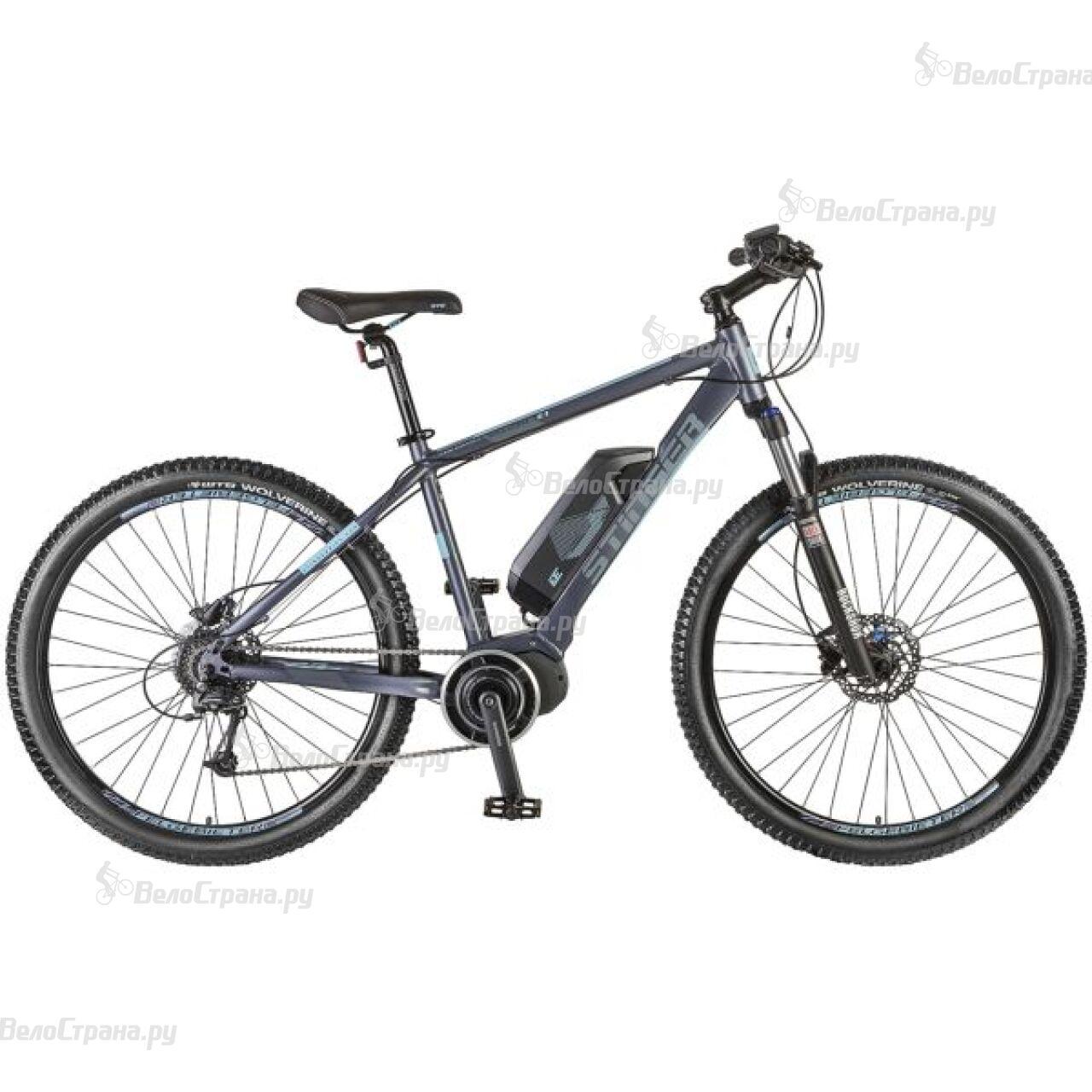Велосипед Stinger 27.5 RELOAD E1 (2017)