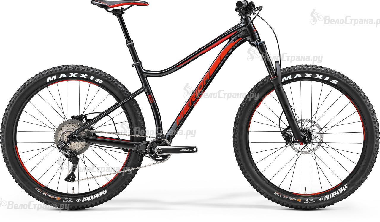 Велосипед Merida Big.Trail 800 (2017) merida bigseven 800 27 5