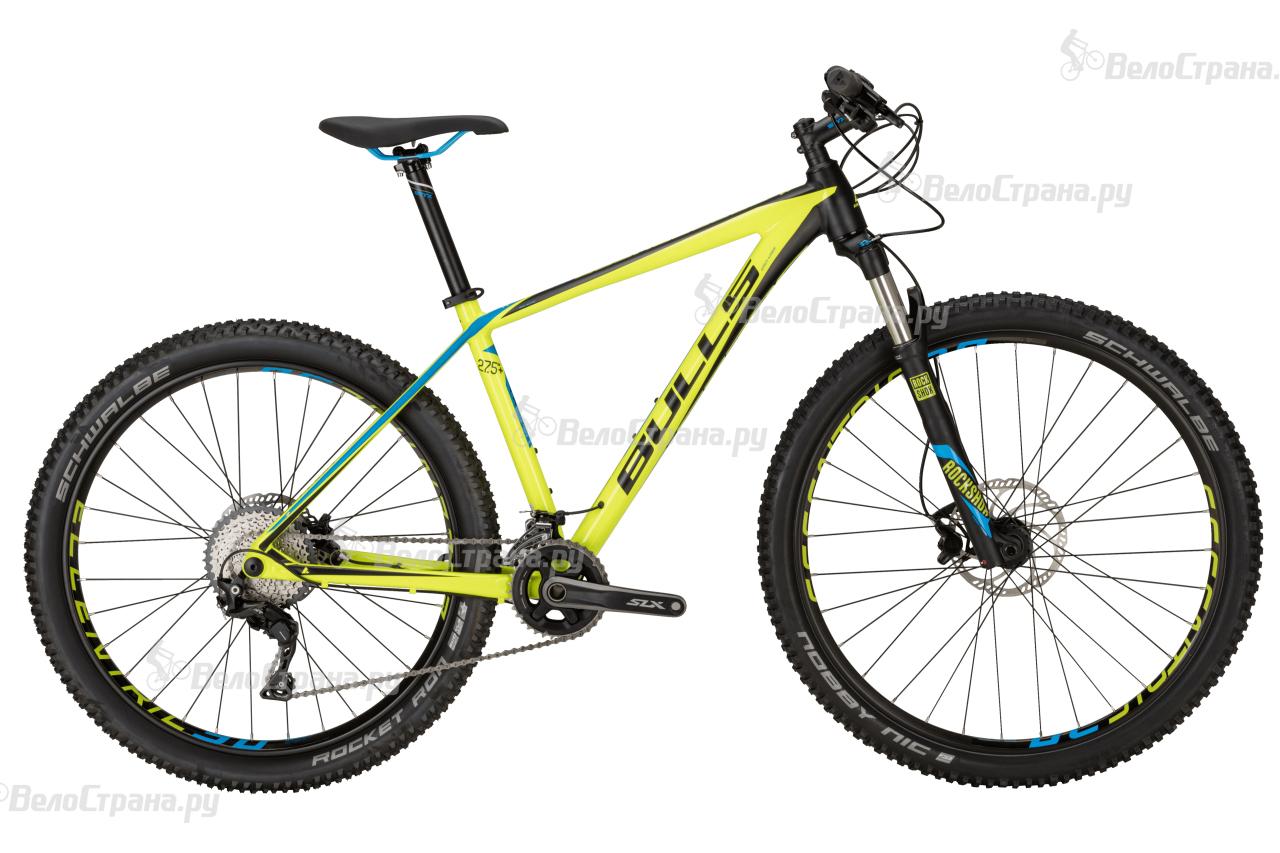 Велосипед Bulls Copperhead Max 27 (2017) велосипед bulls nandi 27 5 2017