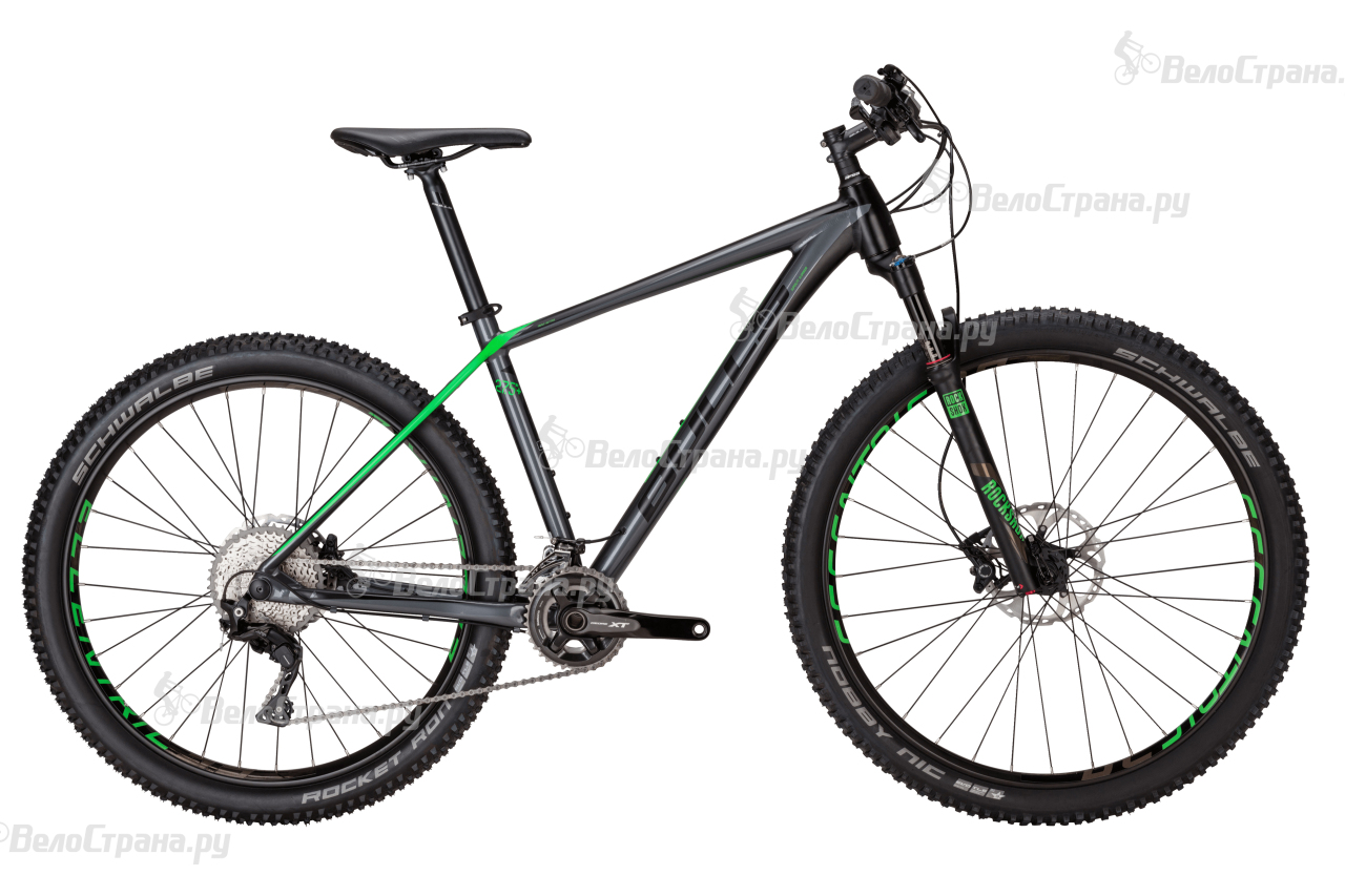 Велосипед Bulls Copperhead Max RS 27 (2017)