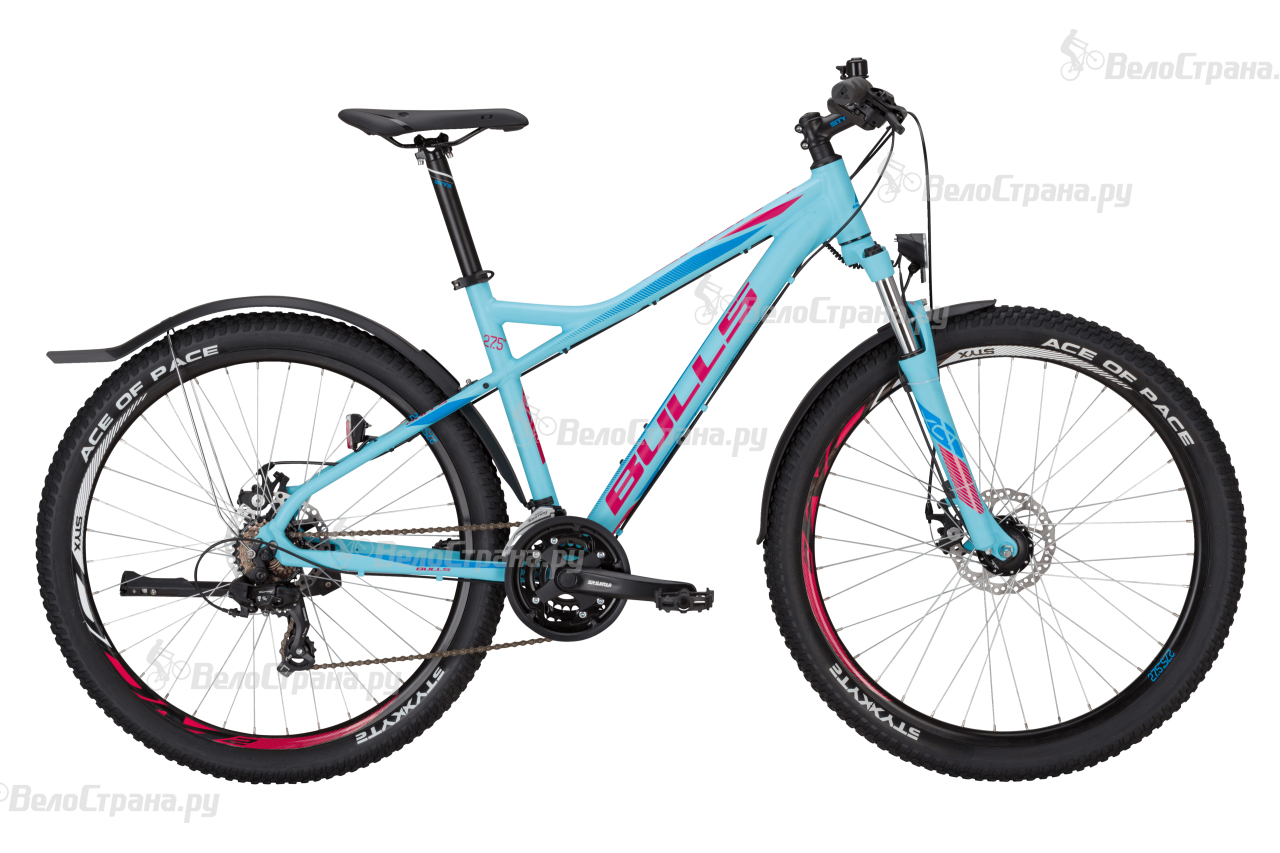 купить Велосипед Bulls Nandi Street 27,5 (2017) недорого