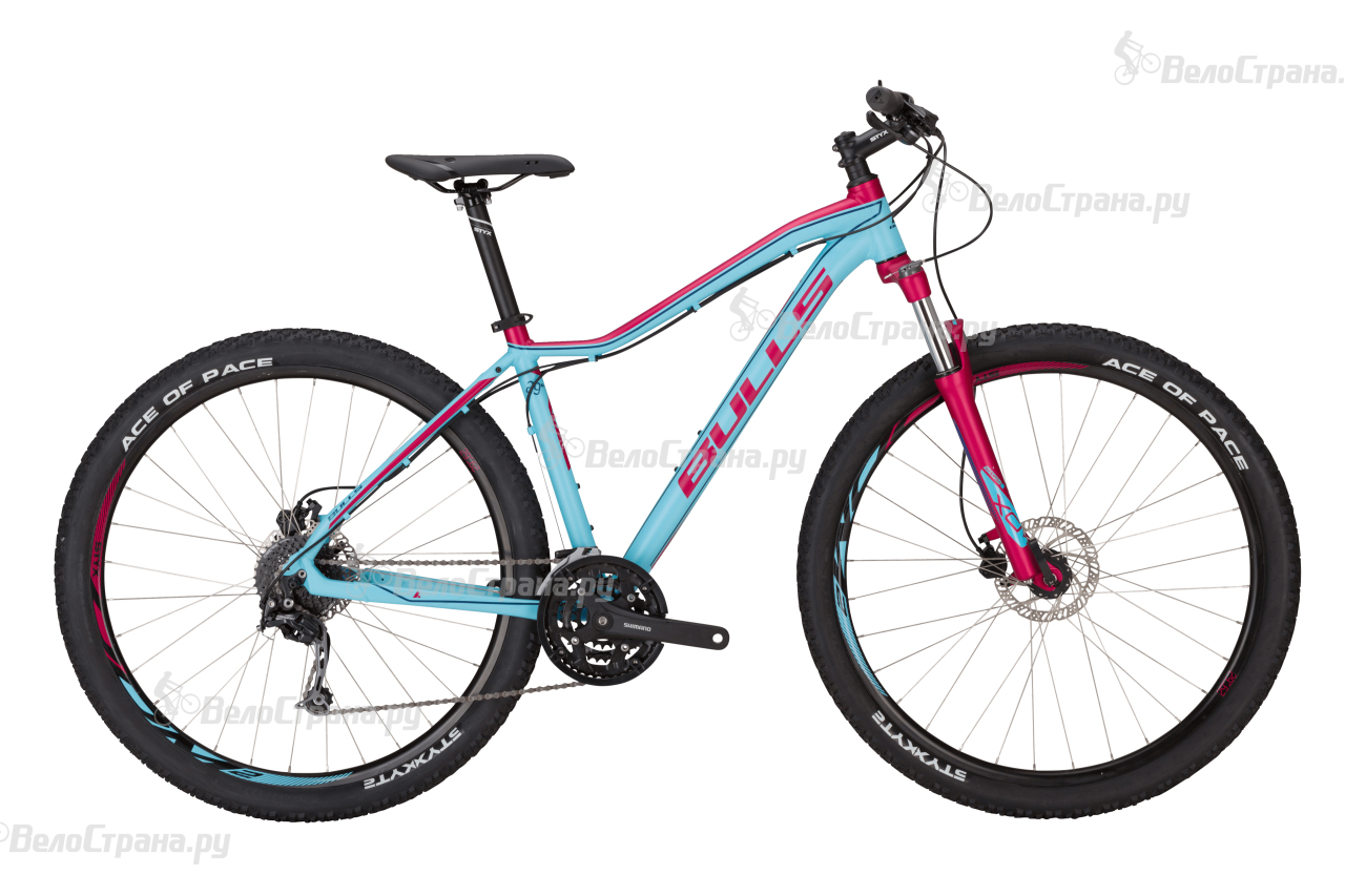 Велосипед Bulls Vanida Disc 29 (2017) велосипед bulls king cobra disc 29 2013