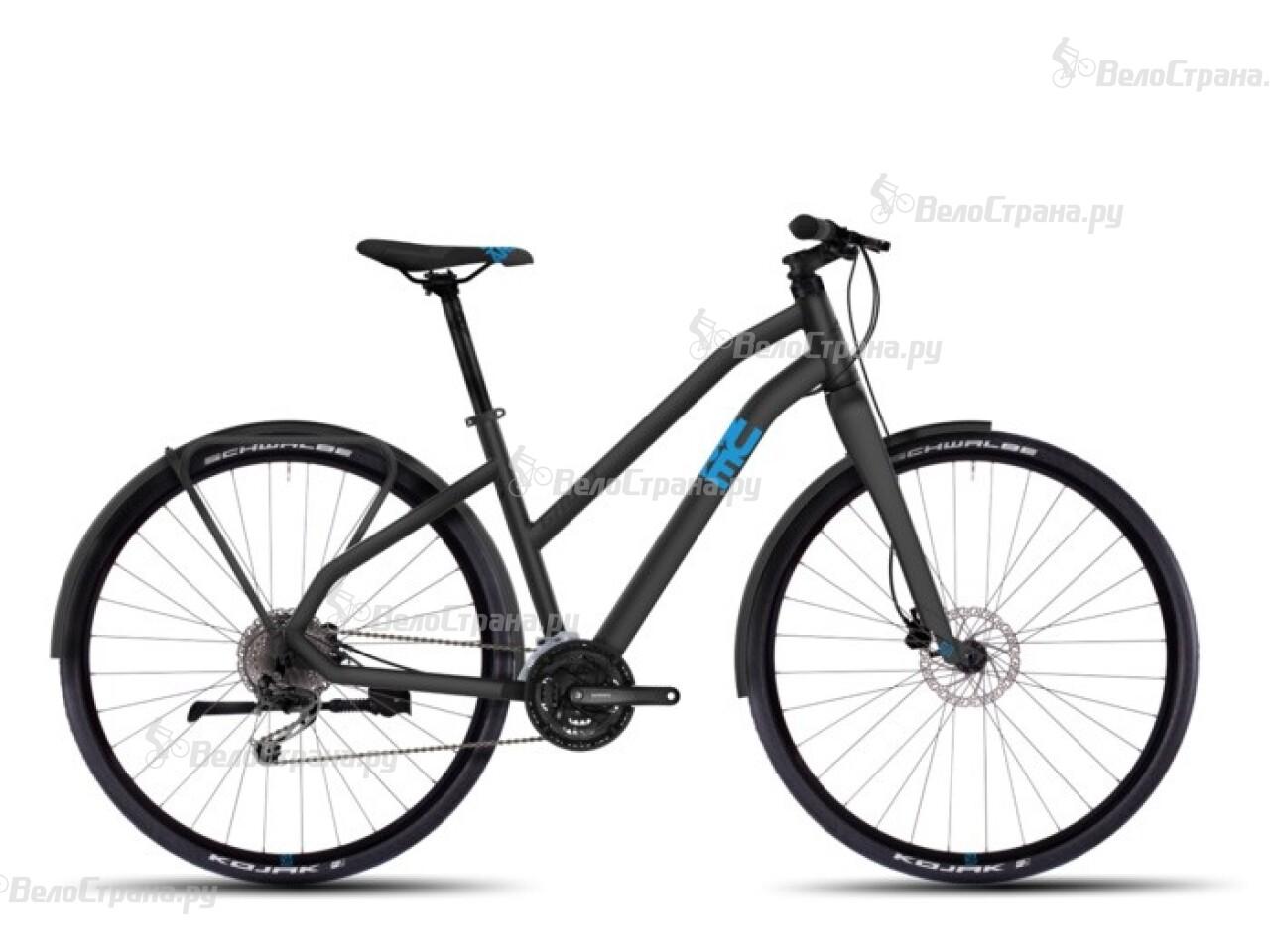 Велосипед Ghost SQUARE Urban 2 Miss (2016) цены онлайн