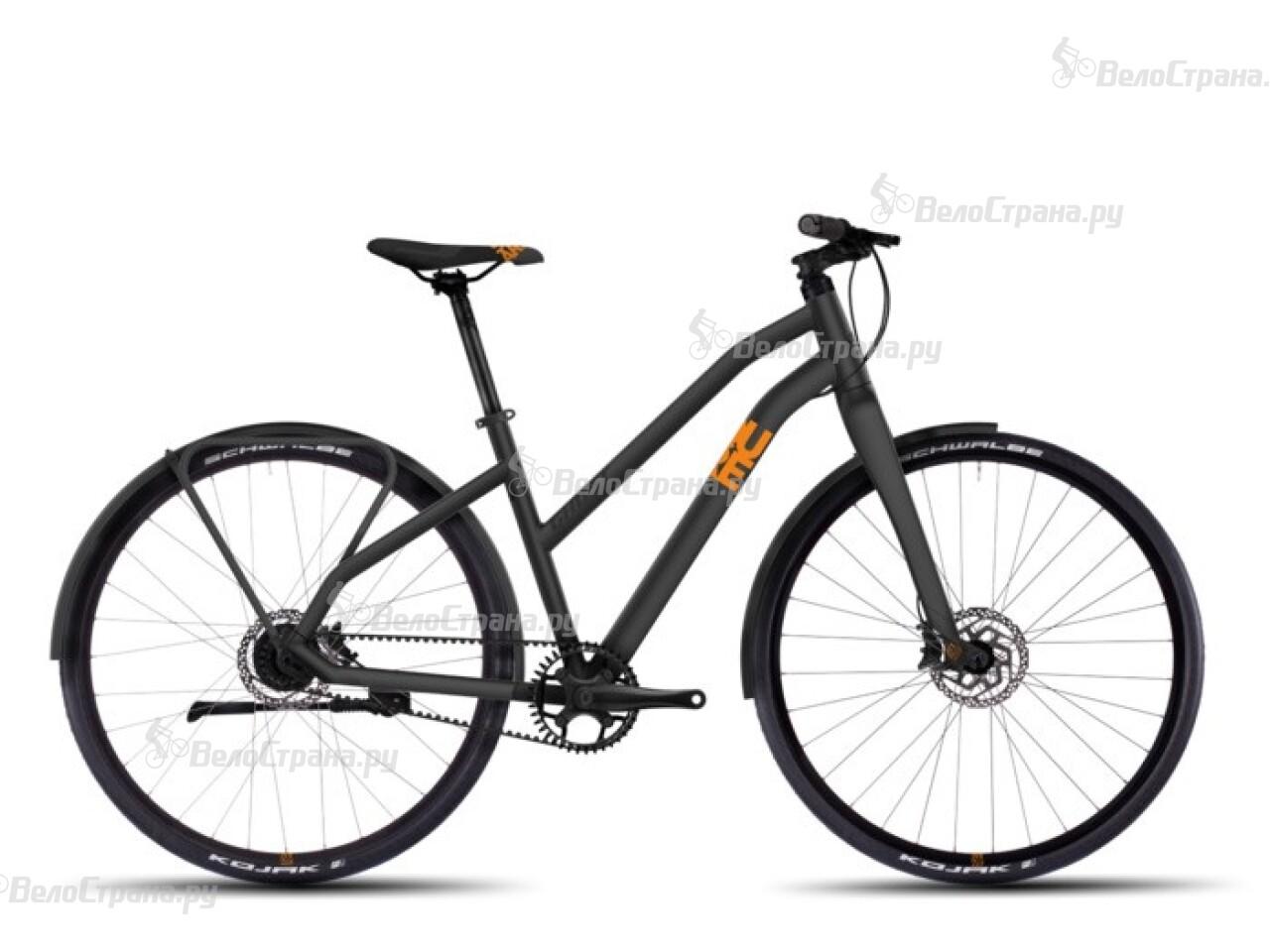 Велосипед Ghost SQUARE Urban 6 Miss (2016) цены онлайн