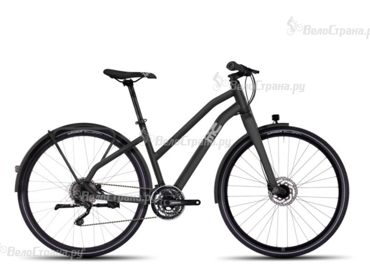 Велосипед Ghost SQUARE Urban X 8 Miss (2016) цены онлайн