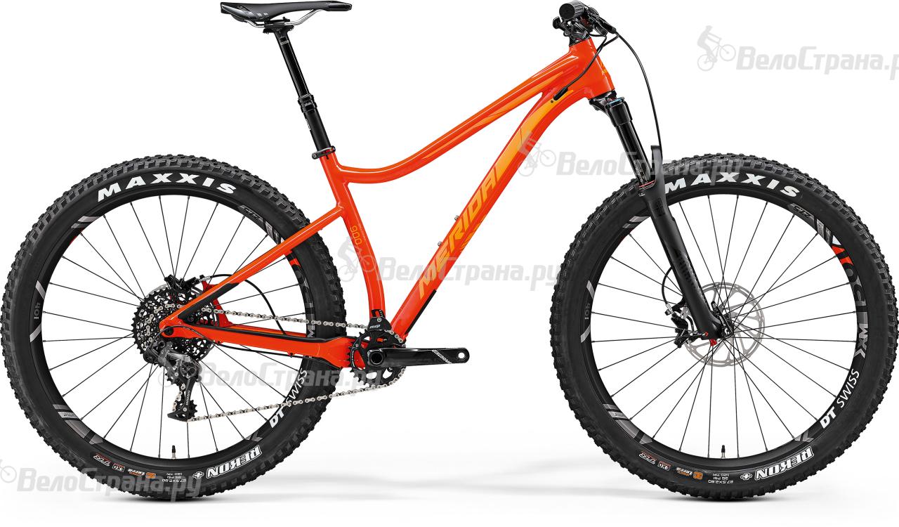 Велосипед Merida Big.Trail 900 (2017)